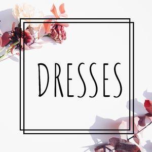 Dresses & Skirts - 👗 DRESSES 👗